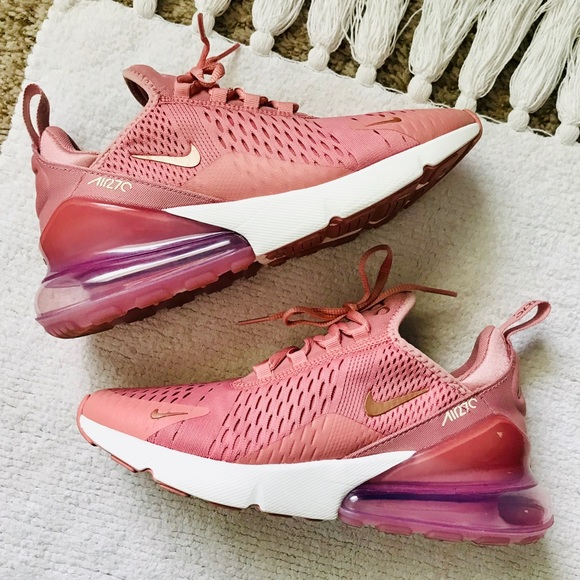 Nike Shoes | Pink Nike Airmax 27c